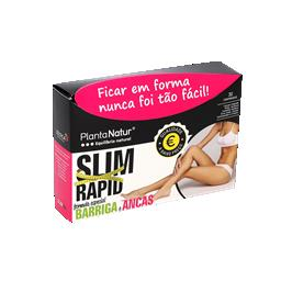Plantanatur slim rapid 30 comprimidos