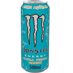 Bebida energética energy ultra fiesta mango