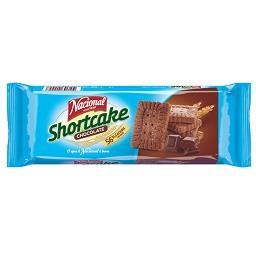 Bolacha shortcake chocolate