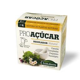 Chá de infusão salutem nº 04 - proaçúcar 10 saquetas