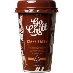 Caffe latte go chill