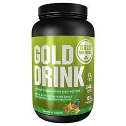 Gold drink frutos tropicais