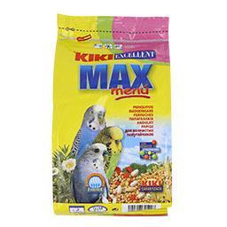 Max menu para periquitos