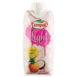 Néctar light ananás/coco