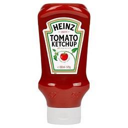 Ketchup top down