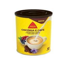 Delta chicória + cafe soluvel lata