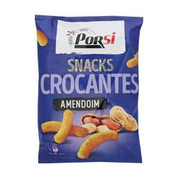 Snacks croc.amendoim