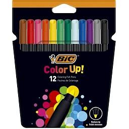 Marcadores Feltro Color Up