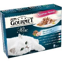 Alimento Húmido p/Gato Salmão