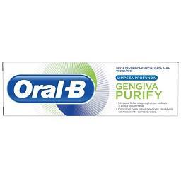 Pasta de dentes gengiva purify
