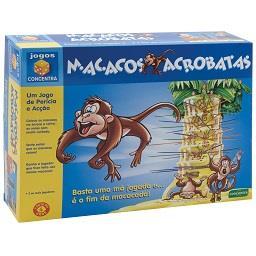 Macacos Acrobatas