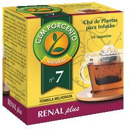 Chá infusão nº7 renal plus