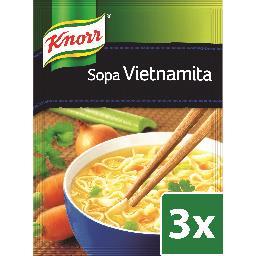 Knorr sopa vietnamita 39gr