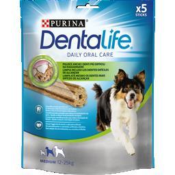 Snack de higiene oral diária para cão médio