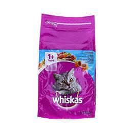 Alimento seco para gato adulto, atum