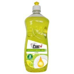 Detergente liquido loiça limão