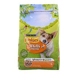 Ração para cão mini adulto menu vitafit com frango