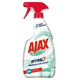 Spray optimal 7 com lixivia