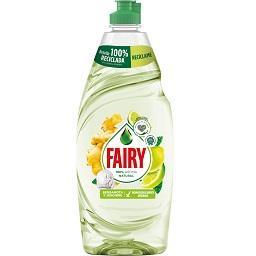 Detergente líquido manual loiça bergamota e gengibre