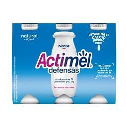 Actimel natural