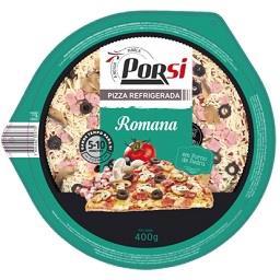 Pizza fresca Romana