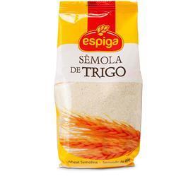 Sêmola de trigo espiga
