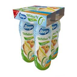 Shoyce soygurt líquido bífidus pêssego e frutos exót...