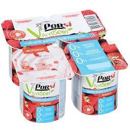 Iogurte morango 000%