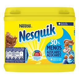 Achocolatado em pó extra menos açúcar