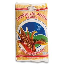 Carolo de milho (sêmola)