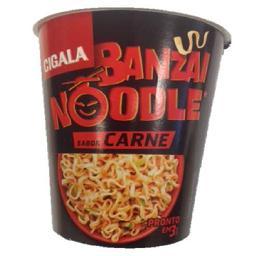 Noodle banzai carne