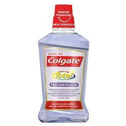 Elixir total proteção das gengivas