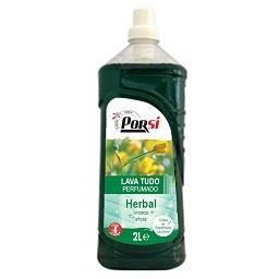 Lava Tudo Perfumado Herbal