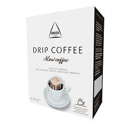 Delta drip coffee 5 x 9g