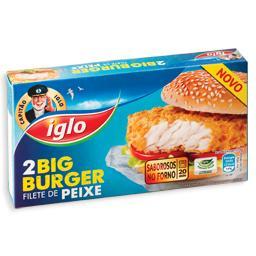 Big burger peixe