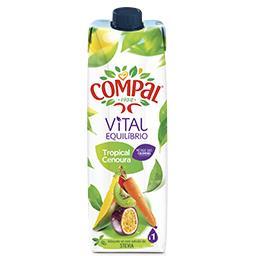 Néctar Vital Equilibrio Tropical/Cenoura