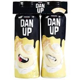 Dan'up choco branco