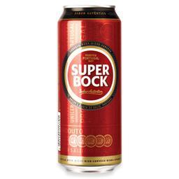 Cerveja com álcool, lata