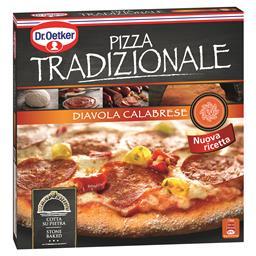 Pizza tradizionale diavola calabrese 345g