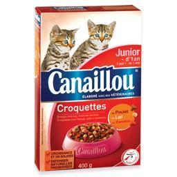 Alimento Seco p/ Gato Croquetes Júnior Gatinhos