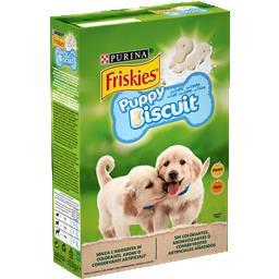 Snack para puppy biscuit