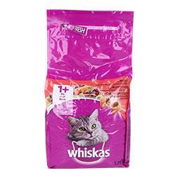 Alimento seco para gato adulto, vaca