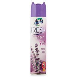Ambientador spray, 2 em 1, lavanda