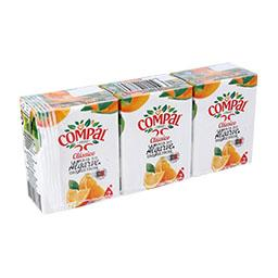 Compal clássico laranja do algarve