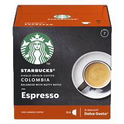 Café Colombia Médio By Dolce Gusto