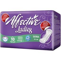 Pensos de incontinência Ladies Extra