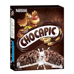 Barras cereais chocapic