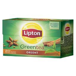 20 saqueta chá clear green orient