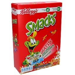Cereais smacks