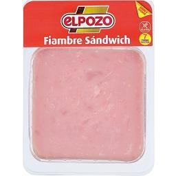 Fiambre sandwich